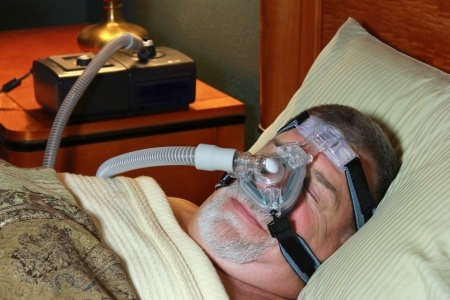 will cpap machine stop snoring