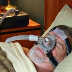 CPAP snoring cure